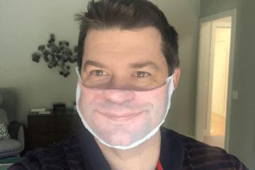 Mascarillas con tu cara... y el TOP10 de las más divertidas para esta post-cuarentena 18
