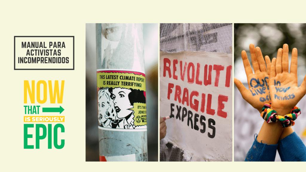 Manual práctico de comunicación social para activistas incomprendidos 4