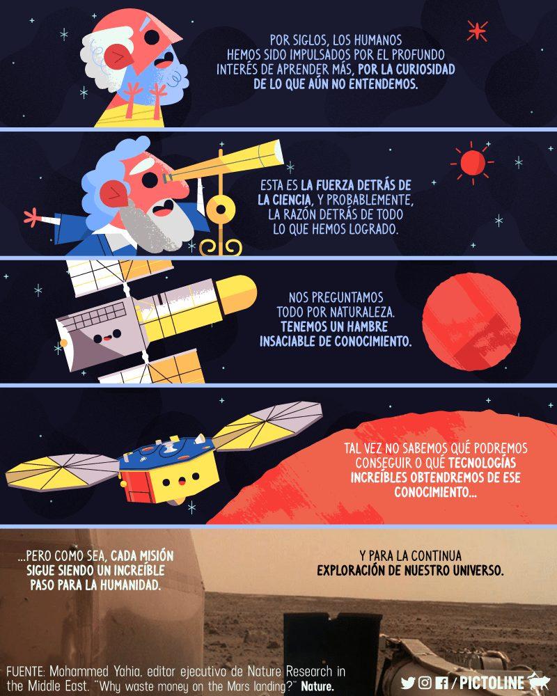 """""""Vivimos en una sociedad dependiente de la ciencia pero nadie sabe nada sobre ella"""" Carl Sagan 12"""