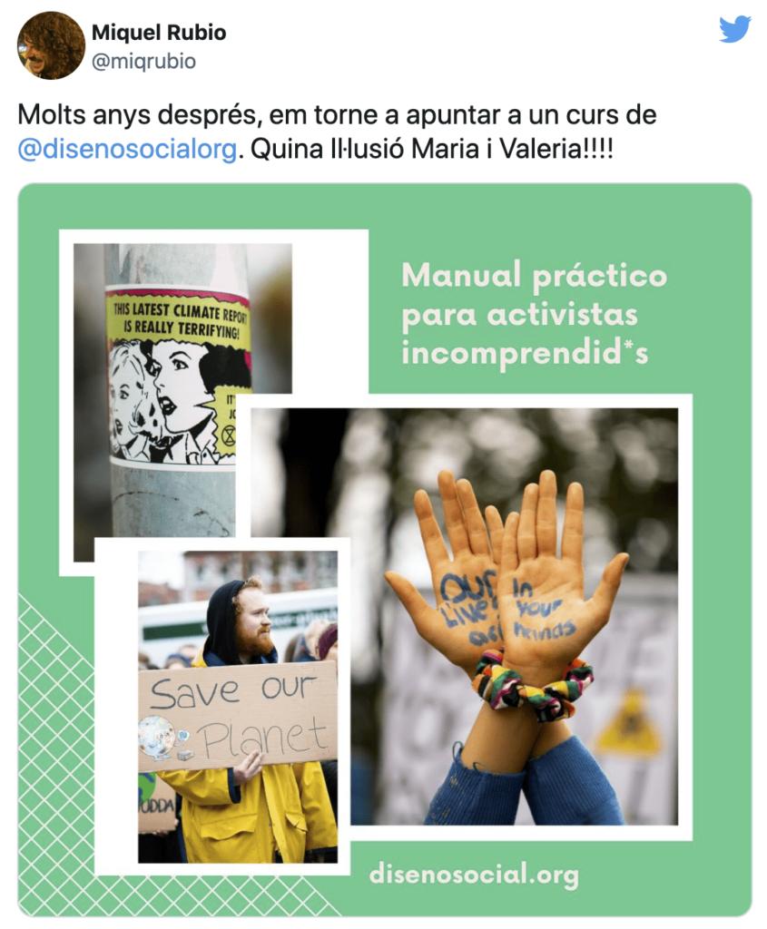 Manual práctico de comunicación social para activistas incomprendidos 8