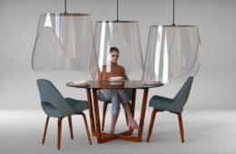 Las ingeniosas soluciones que diseñadores de todo el mundo ofrecen a los restaurantes 4