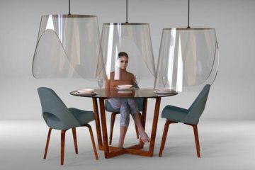 Las ingeniosas soluciones que diseñadores de todo el mundo ofrecen a los restaurantes 8