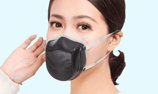 Diseñan unas mascarillas que se desinfectan solas y que permiten el reconocimiento facial 6