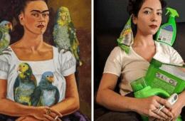 Los museos piden a la gente que recreen sus obras de arte y el resultado es... ¡divertidísimo! 4