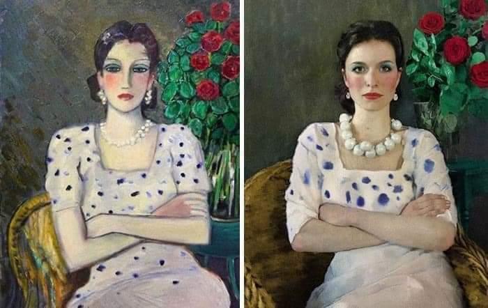 Los museos piden a la gente que recreen sus obras de arte y el resultado es... ¡divertidísimo! 7
