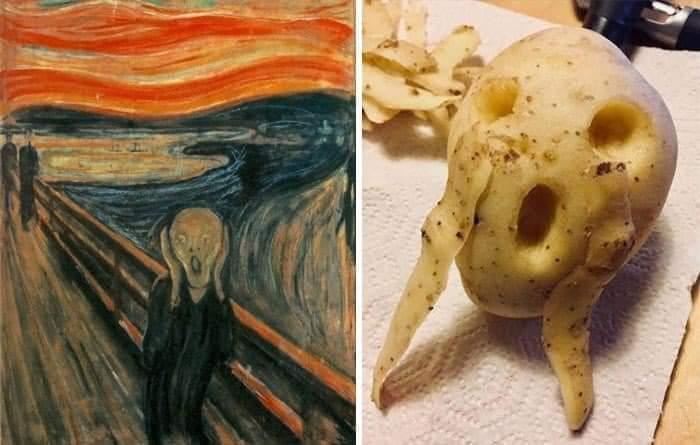 Los museos piden a la gente que recreen sus obras de arte y el resultado es... ¡divertidísimo! 17