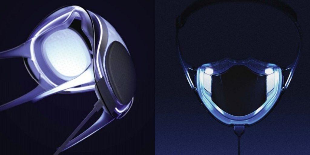 Diseñan unas mascarillas que se desinfectan solas y que permiten el reconocimiento facial 5