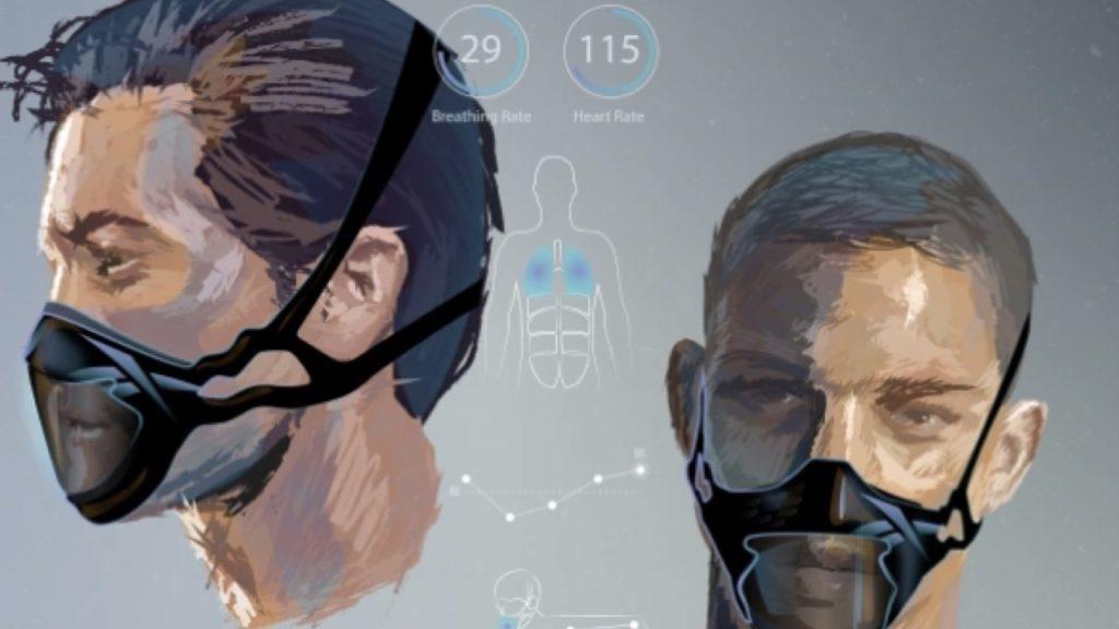 Diseñan unas mascarillas que se desinfectan solas y que permiten el reconocimiento facial 7