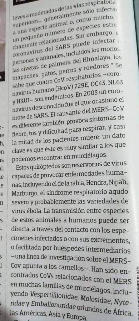 """El libro que predijo que habría una pandemia como el """"coronavirus"""" en 2020 ¿Peligrosa coincidencia? 8"""