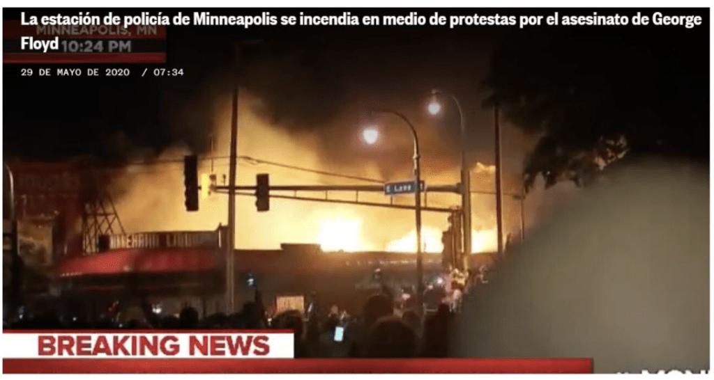 Las terribles fotografías de sucesos que están convirtiendo 2020 en un año histórico 11
