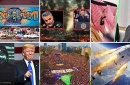 Las terribles fotografías de sucesos que están convirtiendo 2020 en un año histórico 2