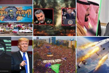 Las terribles fotografías de sucesos que están convirtiendo 2020 en un año histórico 8