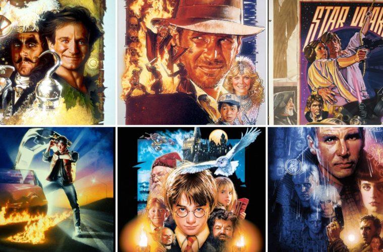 TOP 10 de obras de arte de Drew Struzan creadas para carteles cinematográficos. Elegimos la mejor 2