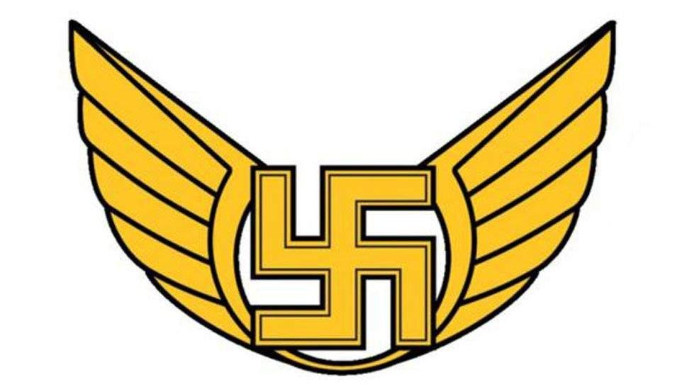 El nuevo logo de Trump se parece demasiado a este emblema fascista. ¿Qué peligro real implica? 6