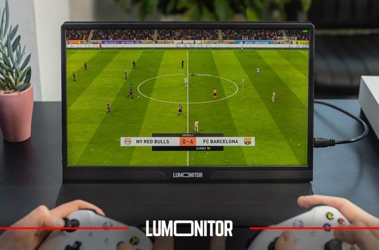 Lumonitor, el monitor 4K, portátil, sin cables, que te ayuda en el ocio y el trabajo 2