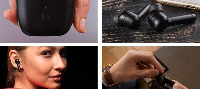 Los innovadores auriculares inalámbricos con una nueva tecnología inteligentes que elimina el ruido exterior 2