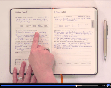 Full Focus Planner: para nosotros, el mejor planificador trimestral. Te explicamos por qué 14