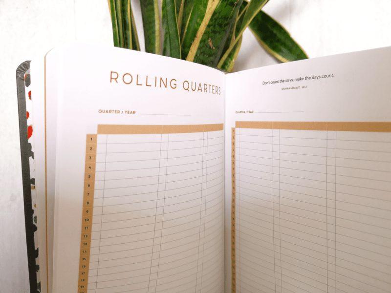 Full Focus Planner: para nosotros, el mejor planificador trimestral. Te explicamos por qué 7