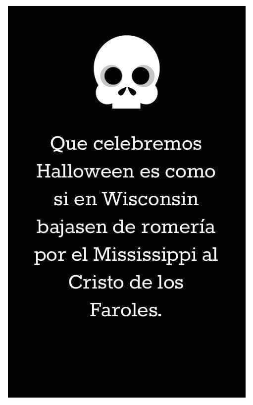 'Halloween' ya se celebraba en España muchos años antes de que lo hiciera en EE.UU. 1
