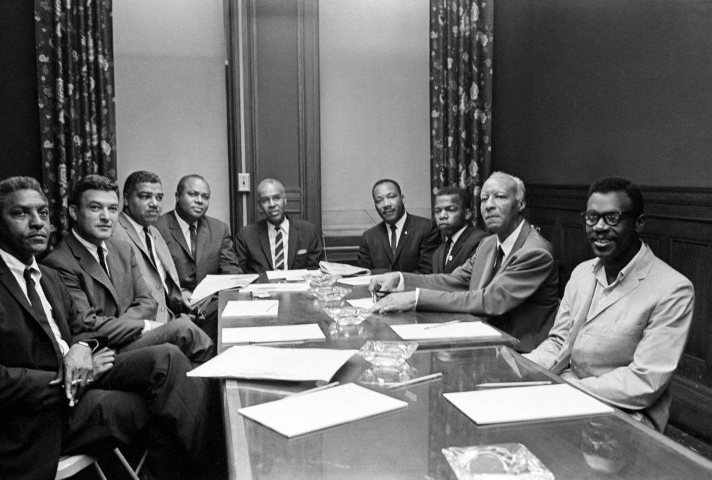 8 lecciones esenciales de John Lewis y su lucha pacífica en favor de los derechos civiles 7