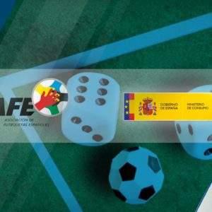Los futbolistas y el regulador del juego, unidos para combatir las apuestas ilegales en España 2