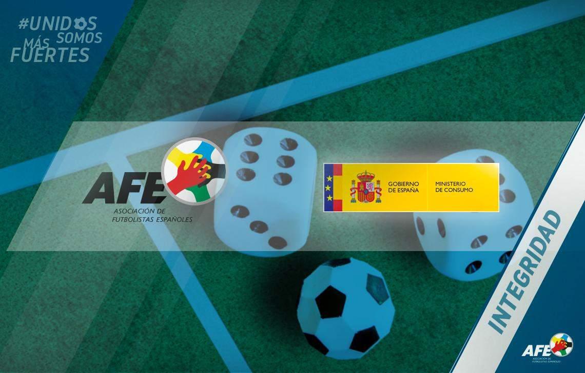 Los futbolistas y el regulador del juego, unidos para combatir las apuestas ilegales en España 1
