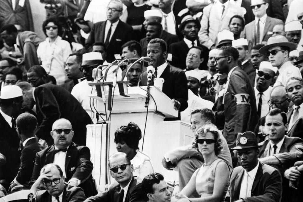 8 lecciones esenciales de John Lewis y su lucha pacífica en favor de los derechos civiles 8