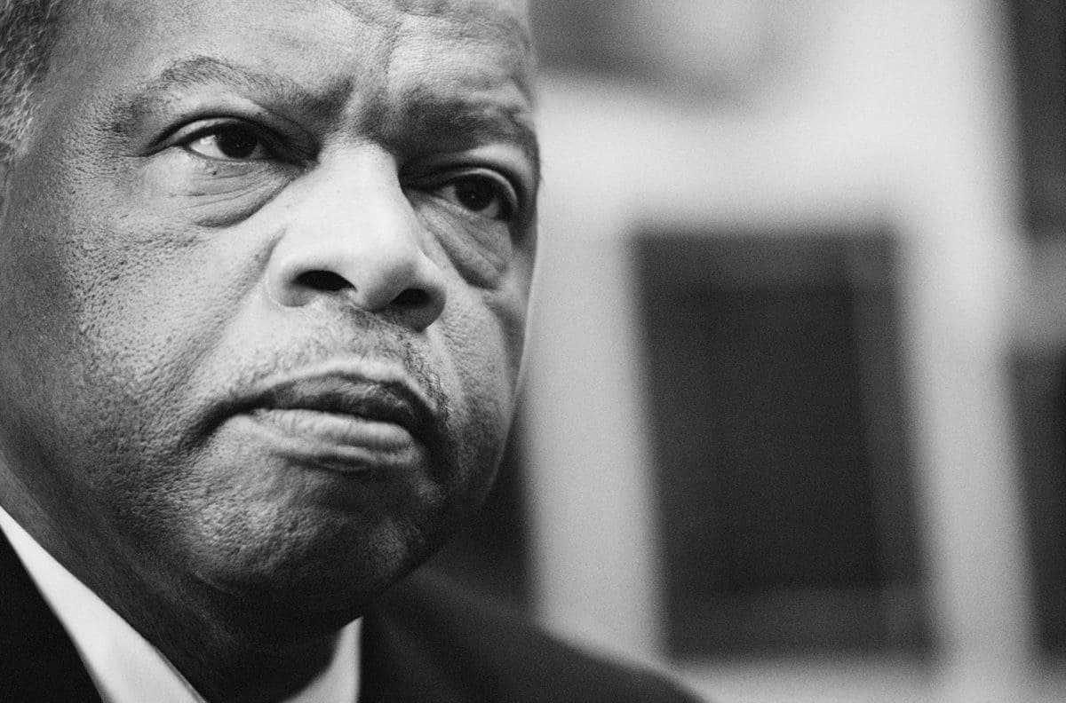 8 lecciones esenciales de John Lewis y su lucha pacífica en favor de los derechos civiles 1