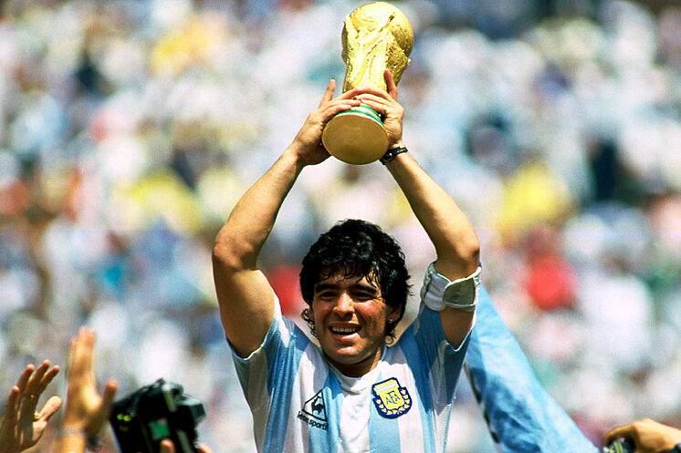 Diego Armando Maradona: frases de leyenda del astro argentino 1