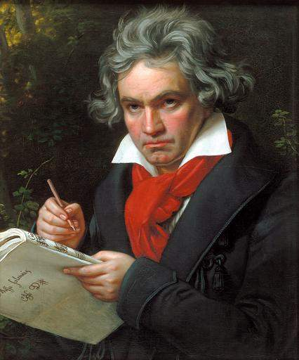 Las 101 frases y pensamientos de Beethoven que harán cambiar tu visión de la vida y la música 1