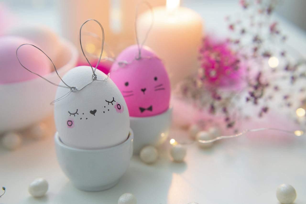 Las 10 ideas más originales para decorar tus huevos de ...