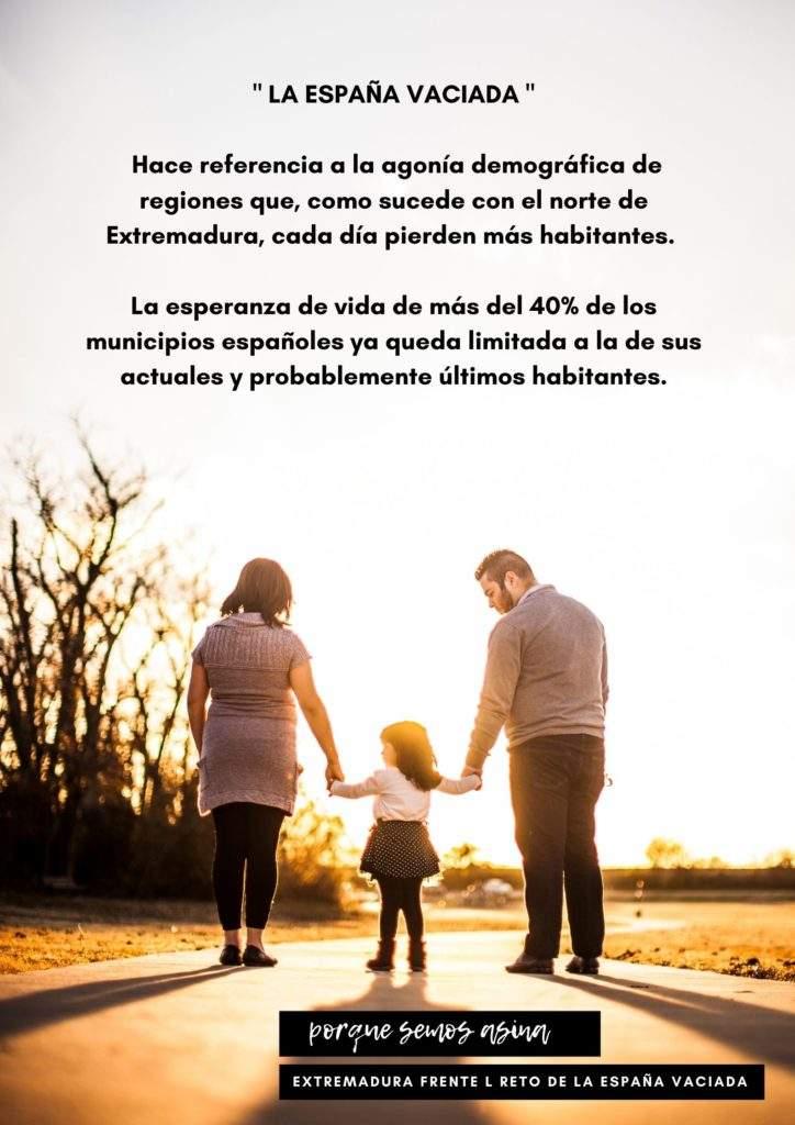 Extremadura frente al reto de la España vaciada y el orgullo de nuestras tierras 1