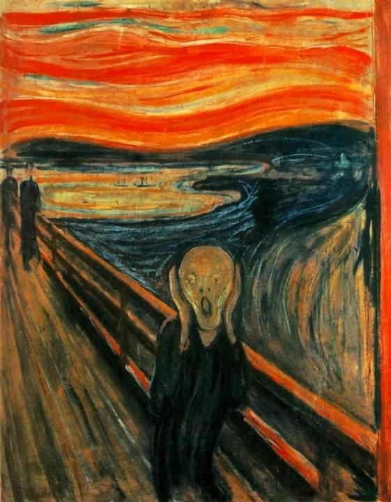 El mensaje de Munch a través de 'El grito' 3