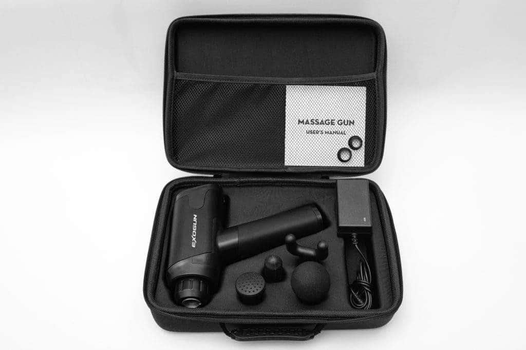 Exogun: lo último en tecnología de masaje por percusión ahora es inalámbrico y portátil 3